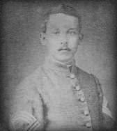 Private W E Simms, 1st Mississippi Battalion Infantry