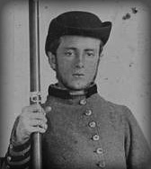 Private Peter Lauck Kurtz, 5th Virginia Infantry, Company A