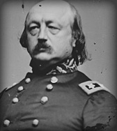 Brigadier General B F Butler, Department of Annapolis, 27 April-15 May, 1861