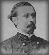 Colonel R M Cary, 30th Virginia Infantry