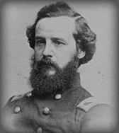 Colonel J L Chatfield, 3rd Connecticut Infantry