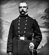 Lieutenant Colonel F S Fiske, 2nd New Hampshire Infantry