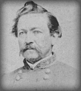 Colonel H T Hays, 7th Louisiana Infantry