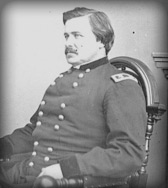 Colonel A McD McCook, 1st Ohio Infantry