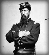 Major H F Savage, 25th New York Infantry