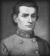 Lieutenant Colonel J B Strange, 19th Virginia Infantry
