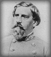 Major J B Walton, acting chief of artillery, Washington Battalion Artillery