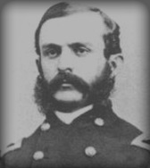 Captain W H Withington, 1st Michigan Infantry, Company B